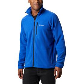 Columbia Fast Trek II Full-Zip Fleece Jacket Men azul/black